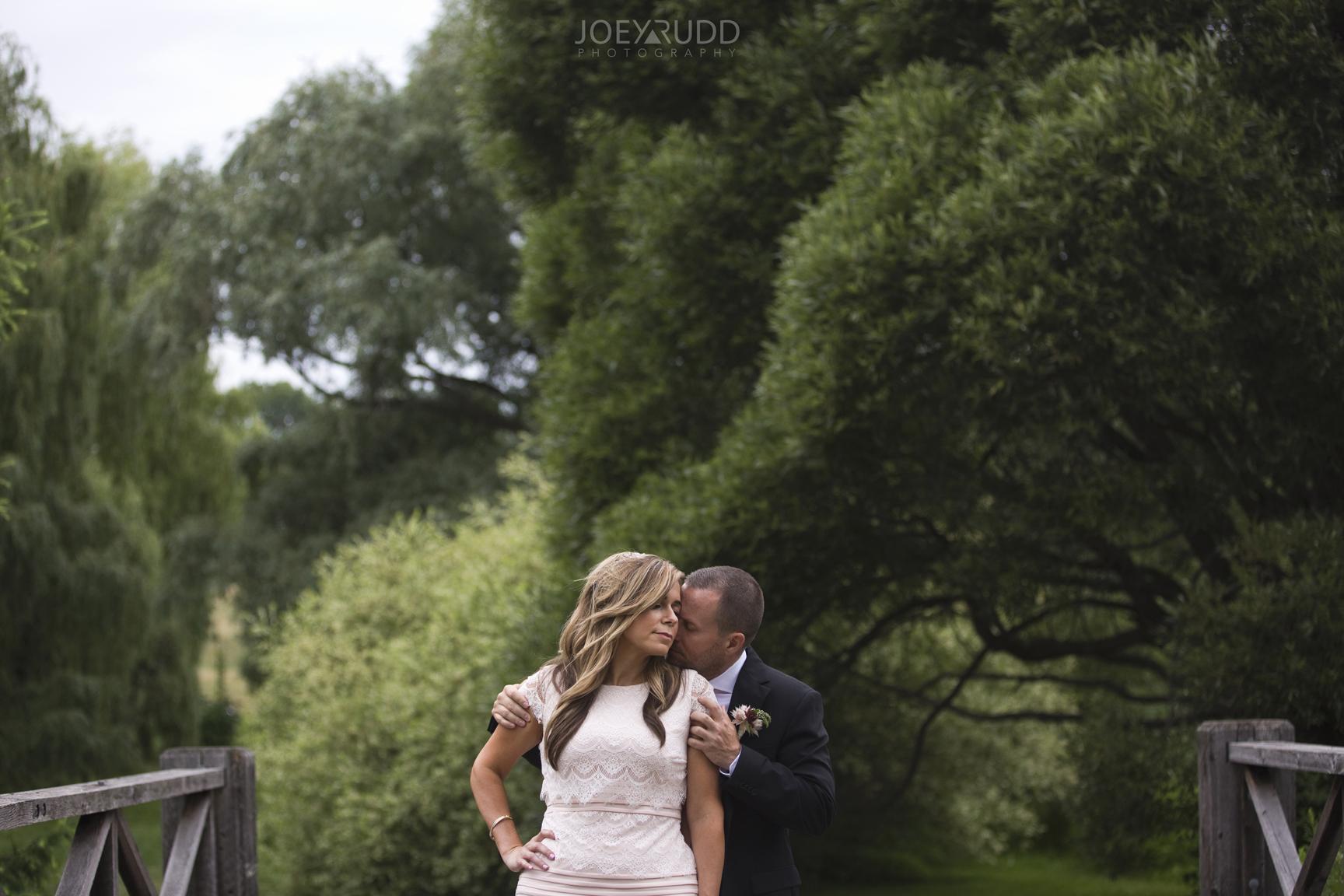 Elopement Wedding by Ottawa Wedding Photographer Joey Rudd Photography Arboretum Best Bridge