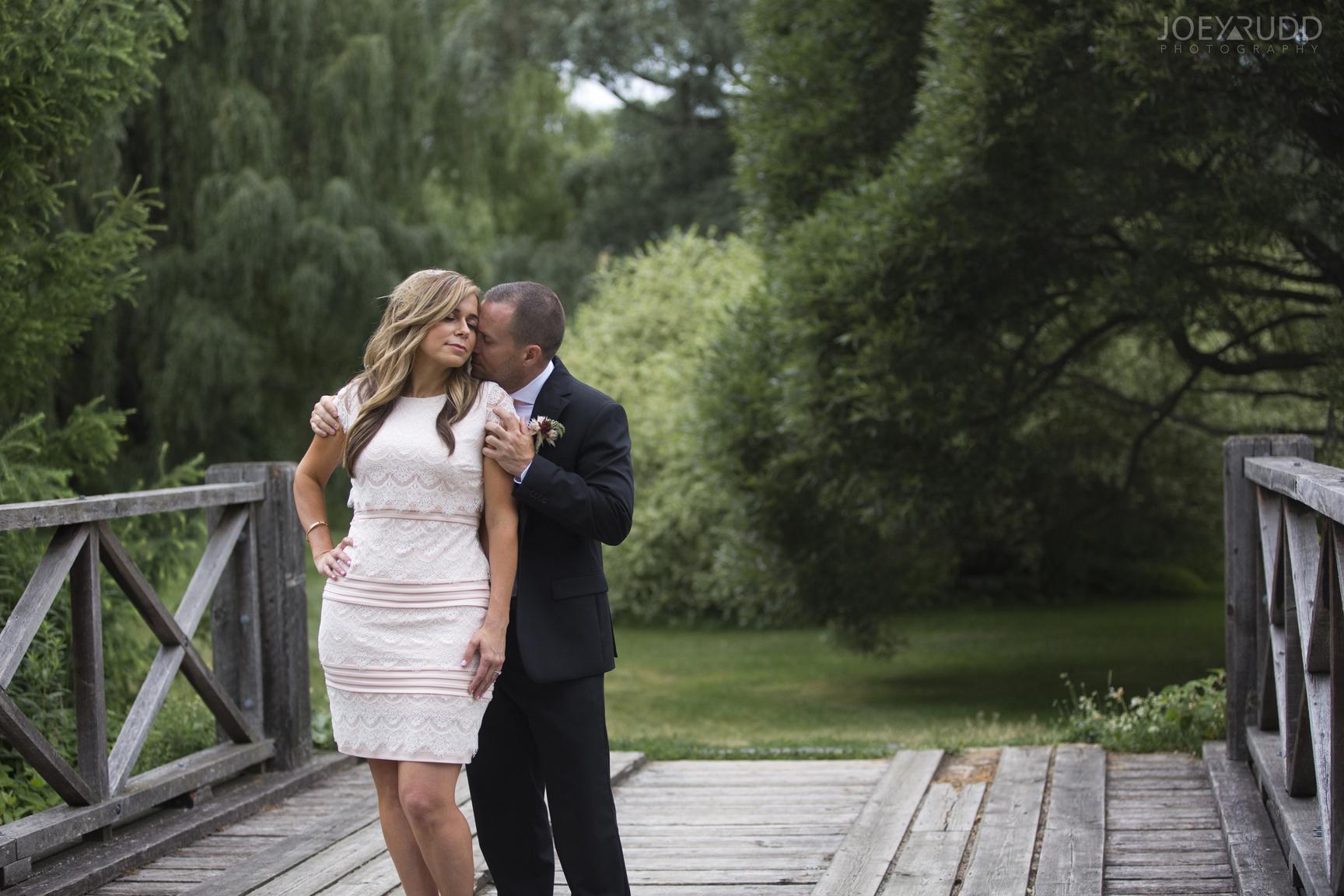 Elopement Wedding by Ottawa Wedding Photographer Joey Rudd Photography Arboretum Couple