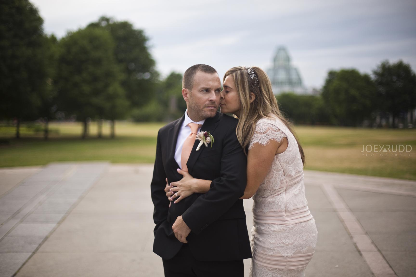 Elopement Wedding by Ottawa Wedding Photographer Joey Rudd Photography Majors Hill Art Gallery