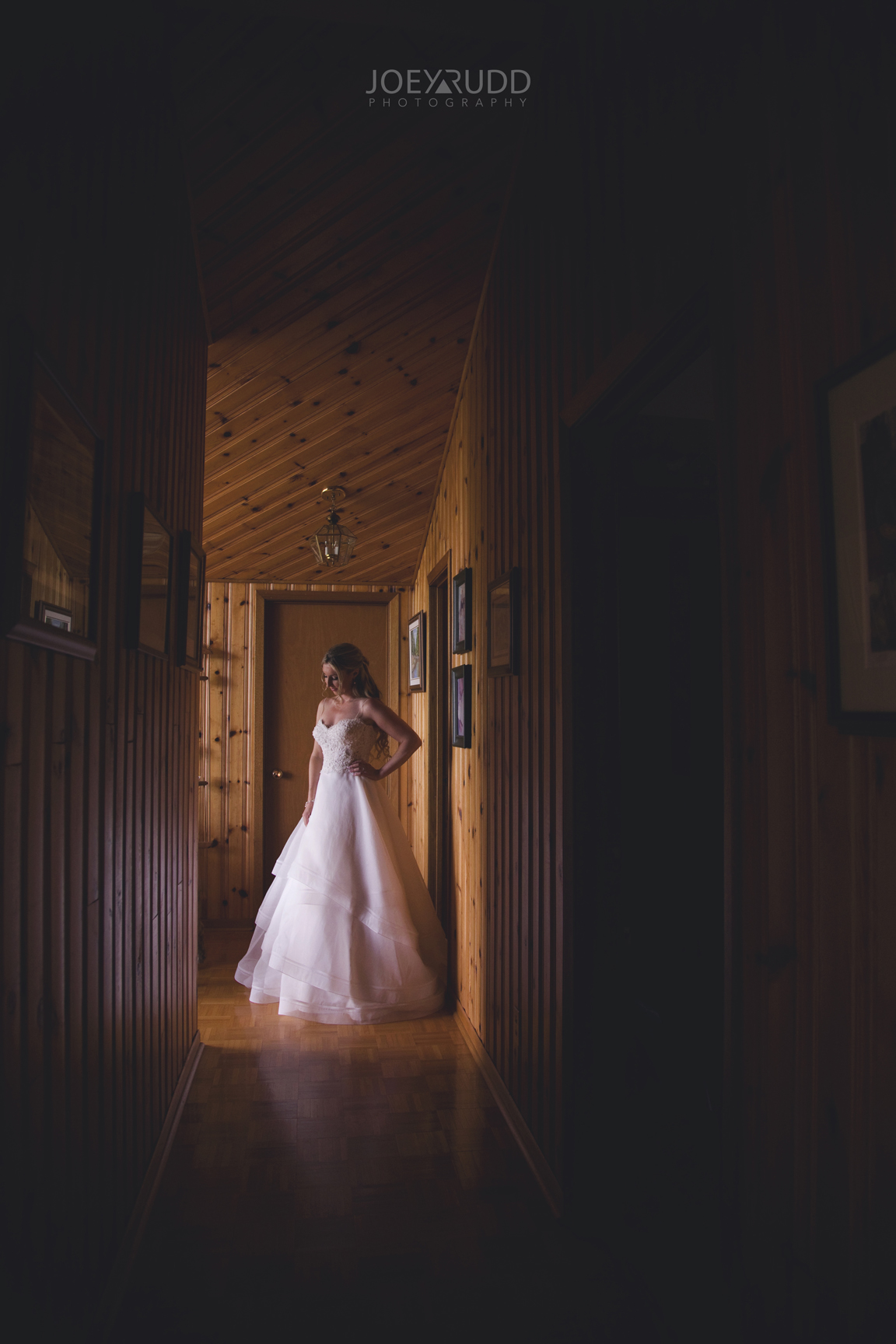 Calabogie Wedding at Barnet Park by Ottawa Wedding Photographer Joey Rudd Photography Cottage Bridal