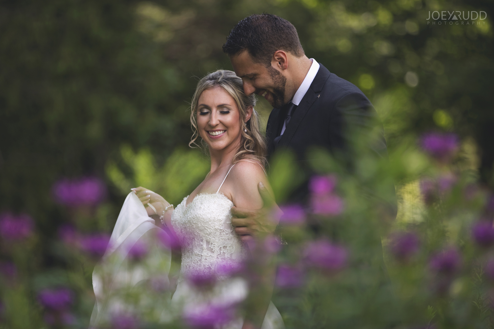 Calabogie Wedding at Barnet Park by Ottawa Wedding Photographer Joey Rudd Photography Dreamy