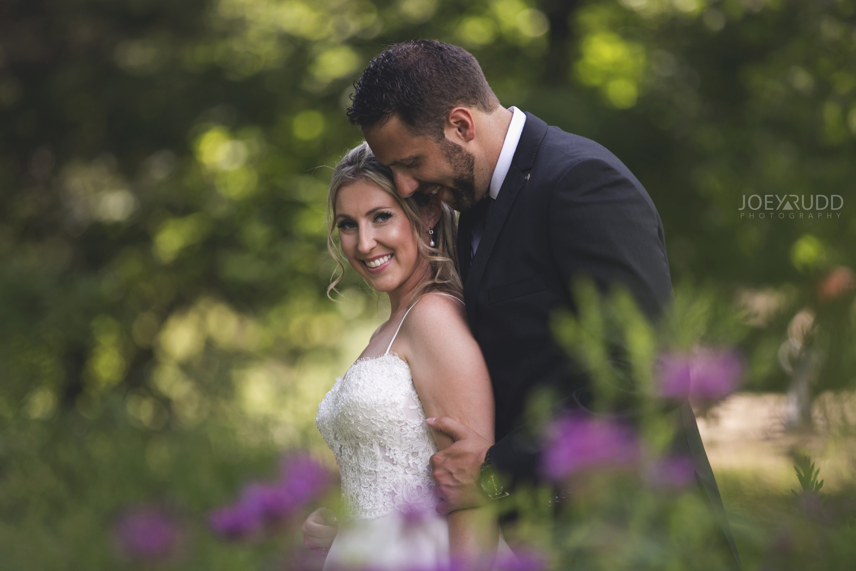 Calabogie Wedding at Barnet Park by Ottawa Wedding Photographer Joey Rudd Photography Snuggle
