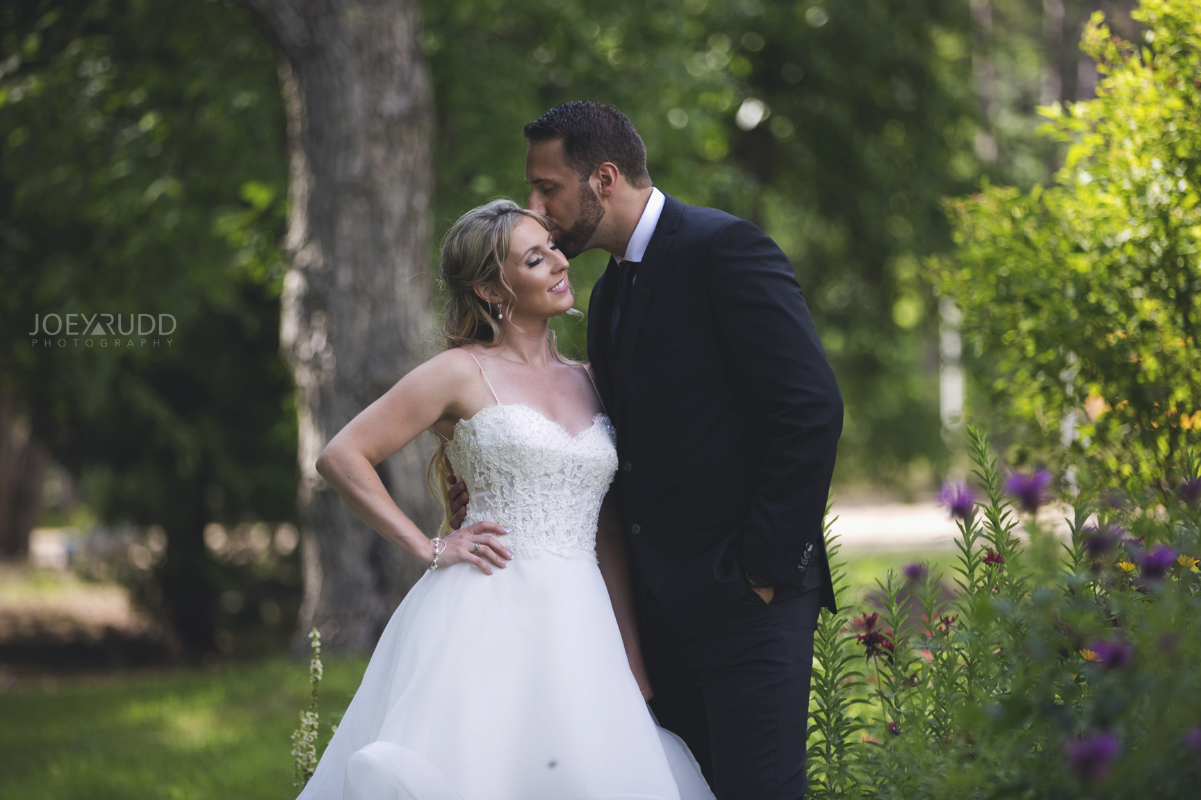 Calabogie Wedding at Barnet Park by Ottawa Wedding Photographer Joey Rudd Photography Romance
