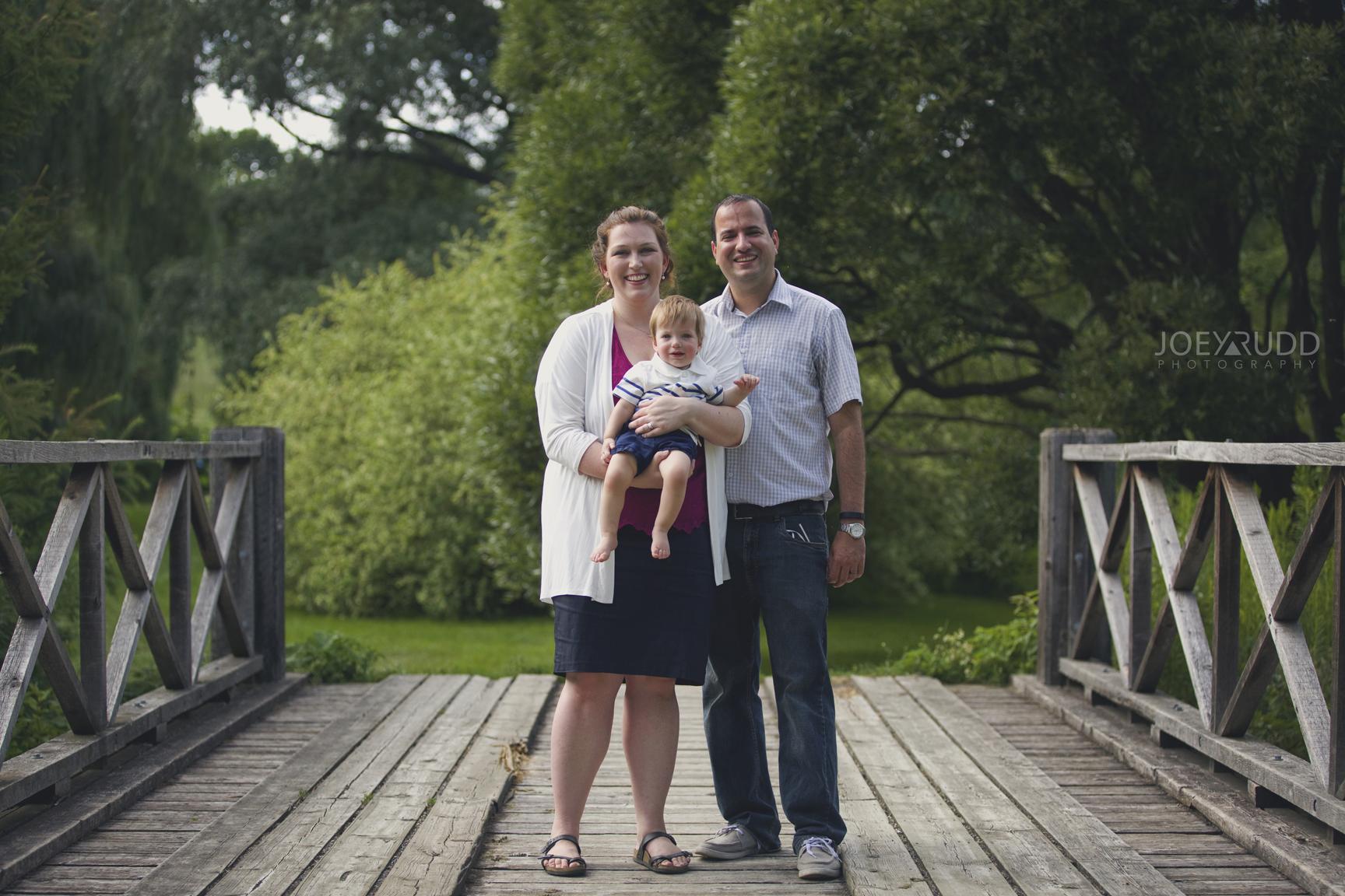 Ottawa Family Photographer Joey Rudd Photography Arboretum Bridge