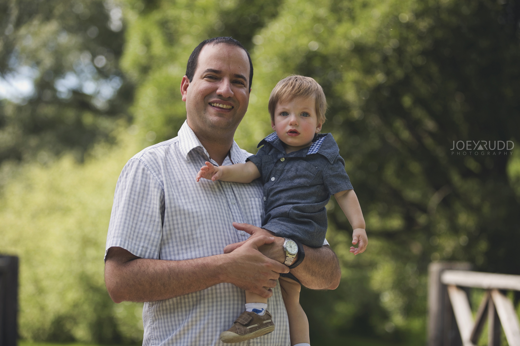 Ottawa Family Photographer Joey Rudd Photography Arboretum Father and Son