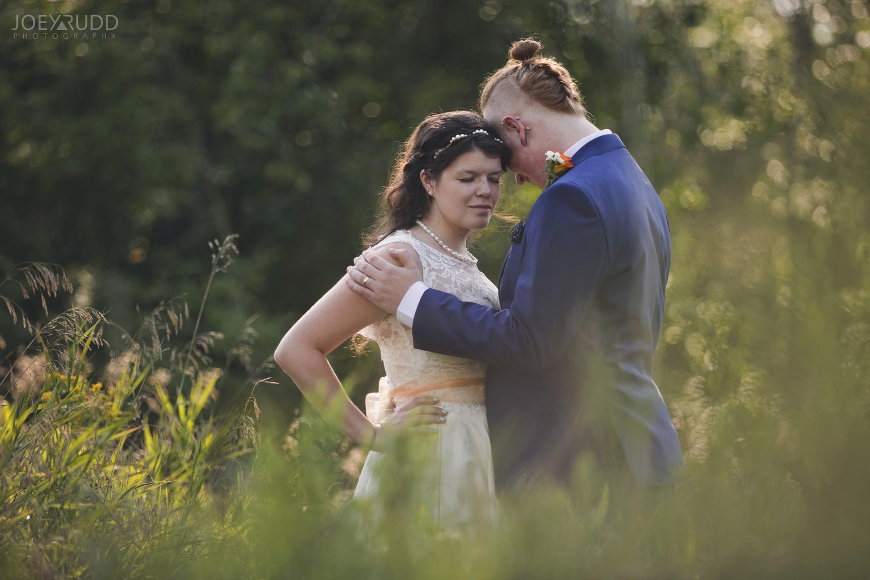 Backyard Kingston Wedding by Ottawa Wedding Photographer Joey Rudd Photography Rustic
