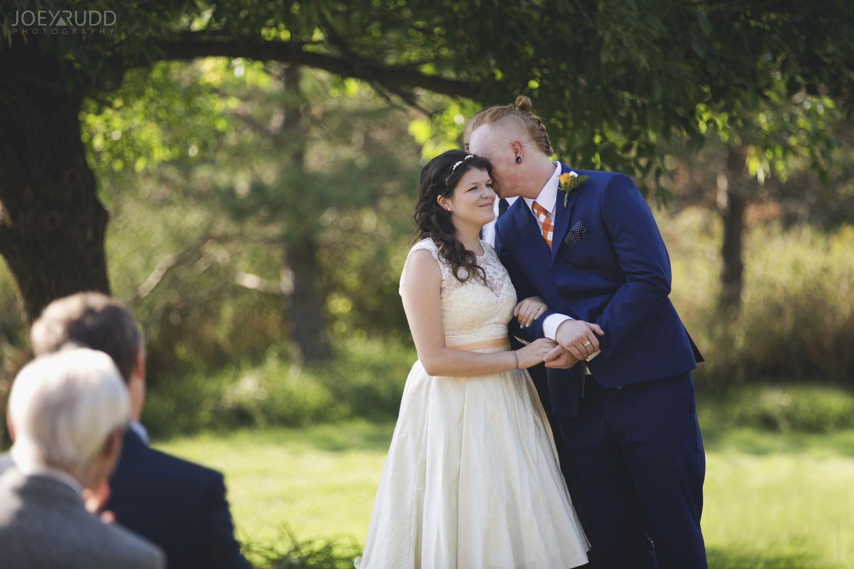 Backyard Kingston Wedding by Ottawa Wedding Photographer Joey Rudd Photography Love