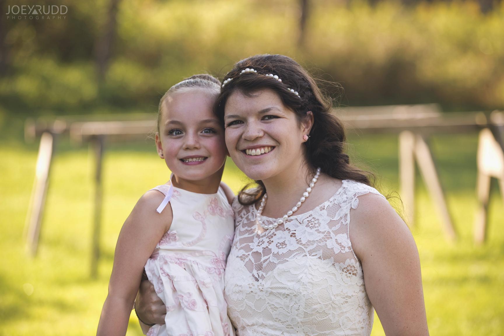 Backyard Kingston Wedding by Ottawa Wedding Photographer Joey Rudd Photography Family