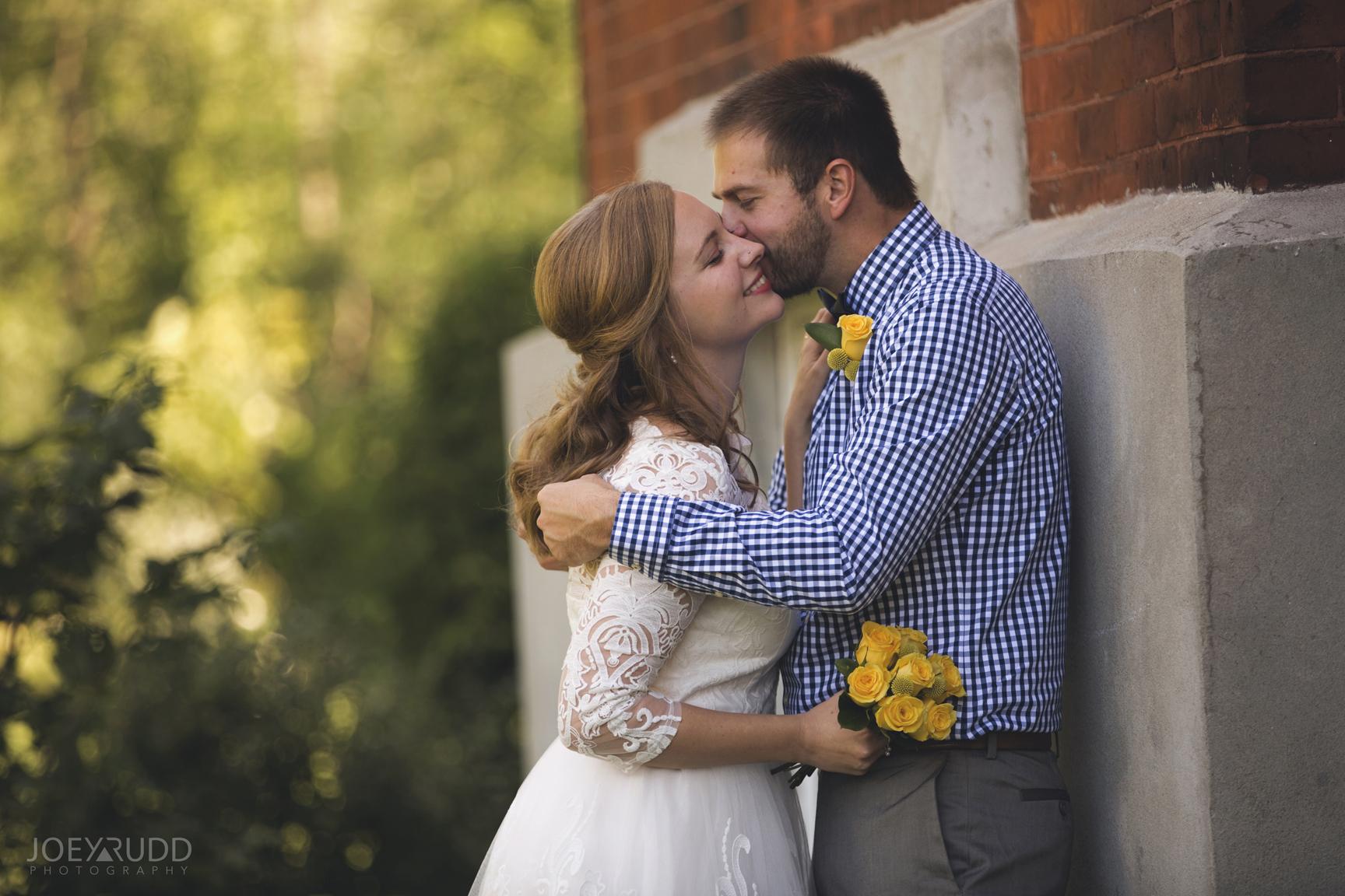 Ottawa Elopement by Joey Rudd Photography Ottawa Wedding Photographer Mer Bleue Ottawa Wedding Chapel Yellow