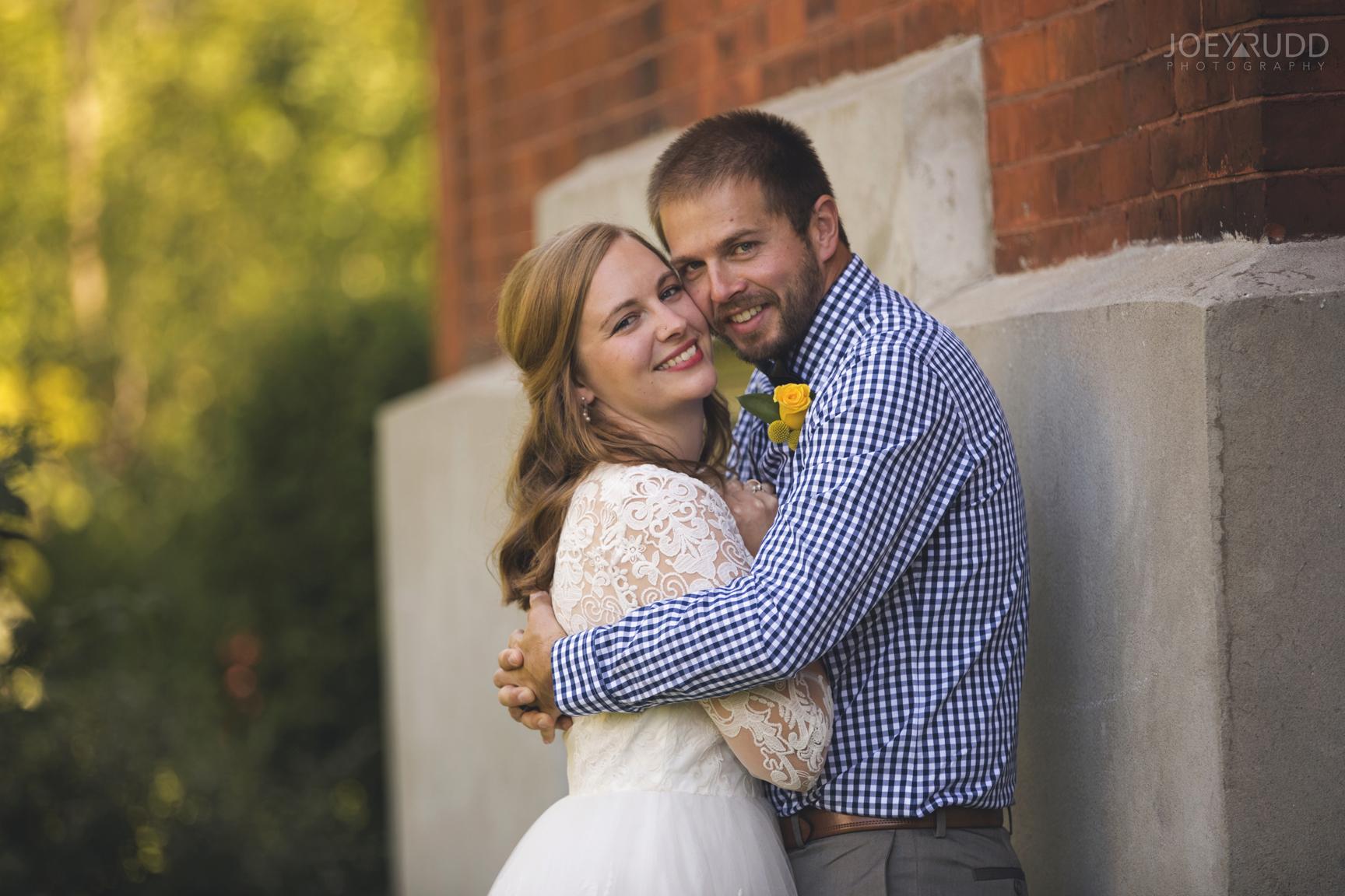 Ottawa Elopement by Joey Rudd Photography Ottawa Wedding Photographer Mer Bleue Ottawa Wedding Chapel Couple