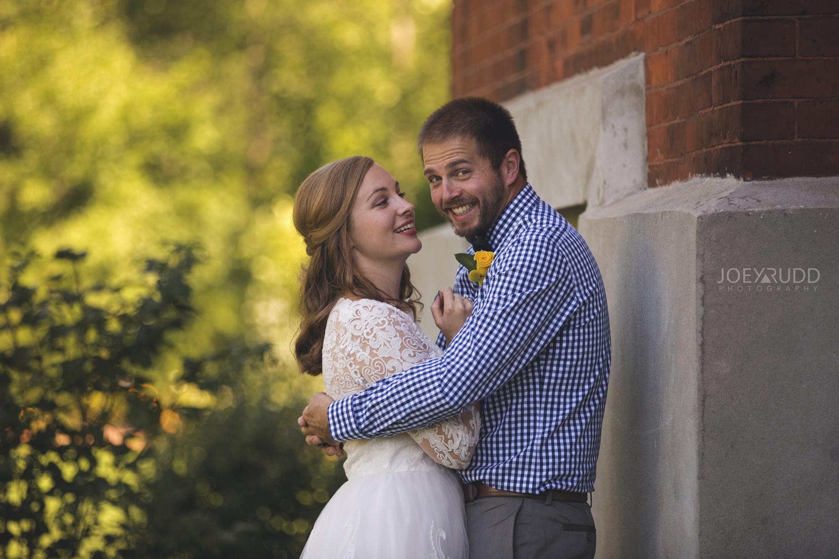 Ottawa Elopement by Joey Rudd Photography Ottawa Wedding Photographer Mer Bleue Ottawa Wedding Chapel Candid Couple