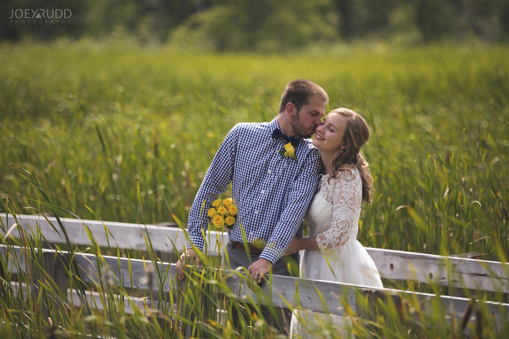 Ottawa Elopement by Joey Rudd Photography Ottawa Wedding Photographer Mer Bleue Ottawa Wedding Chapel Boardwalk
