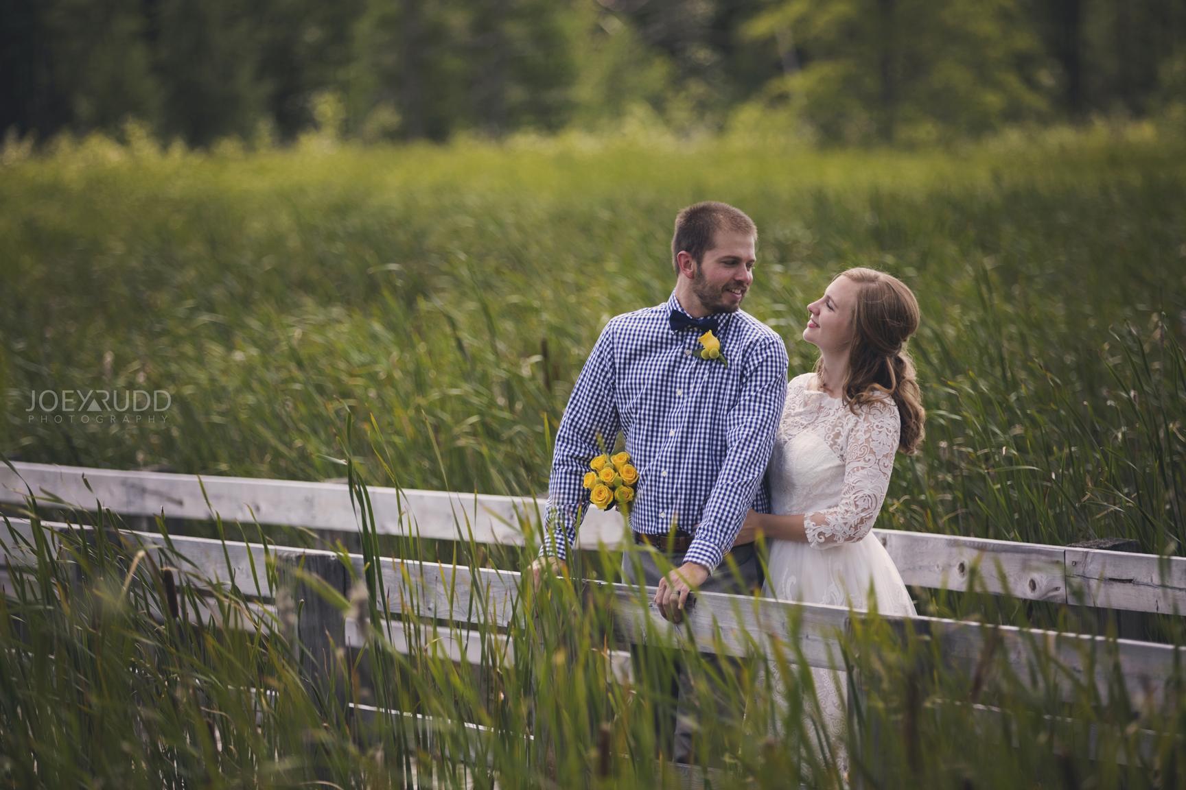 Ottawa Elopement by Joey Rudd Photography Ottawa Wedding Photographer Mer Bleue Ottawa Wedding Chapel Boardwalk Nature Trail