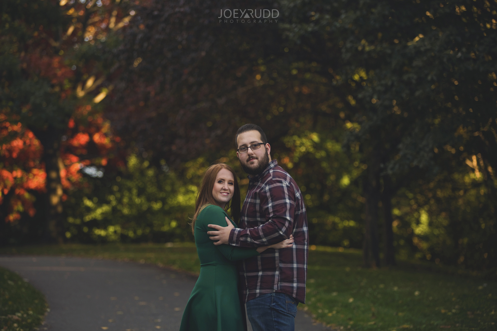 University of Ottawa Engagement by Ottawa Wedding Photographer Joey Rudd Photography Autumn Colours