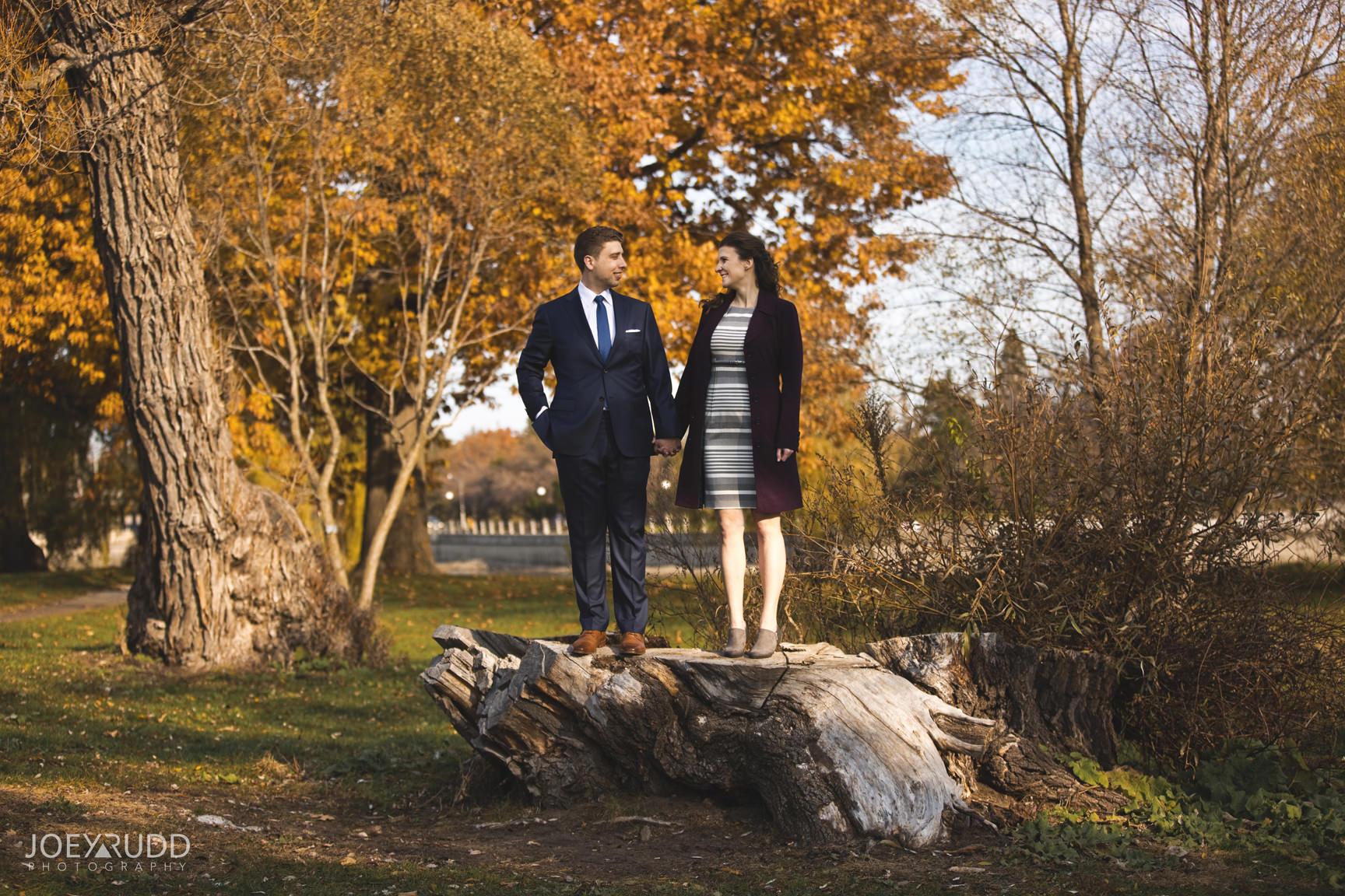 Ottawa Elopement by Joey Rudd Photography Ontario Wedding Photographer Fun Pose