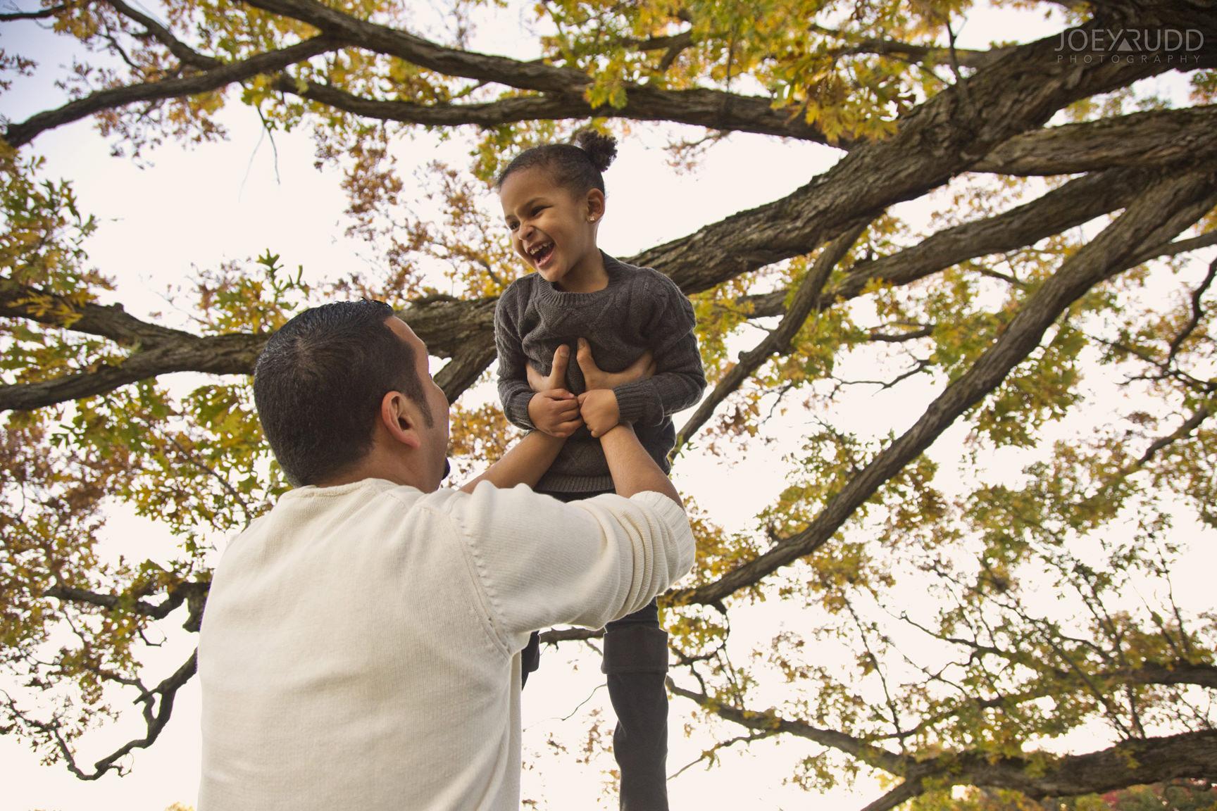 Ottawa Family Photographer Joey Rudd Photography Family Photo Session Arboretum Fall Candid Photography