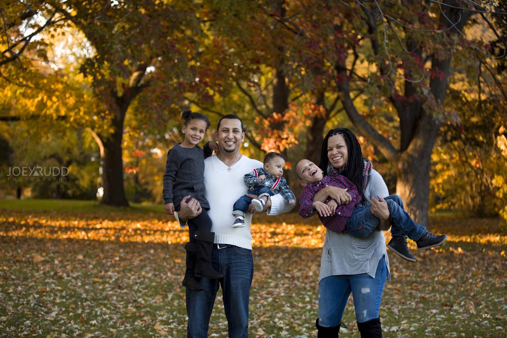 Ottawa Family Photographer Joey Rudd Photography Family Photo Session Arboretum Photojournalism