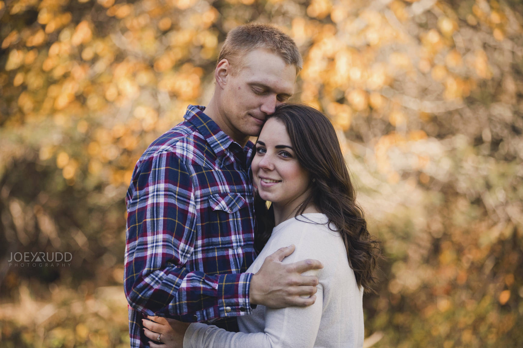 Carleton Place Engagement by Joey Rudd Photography Fall Trail
