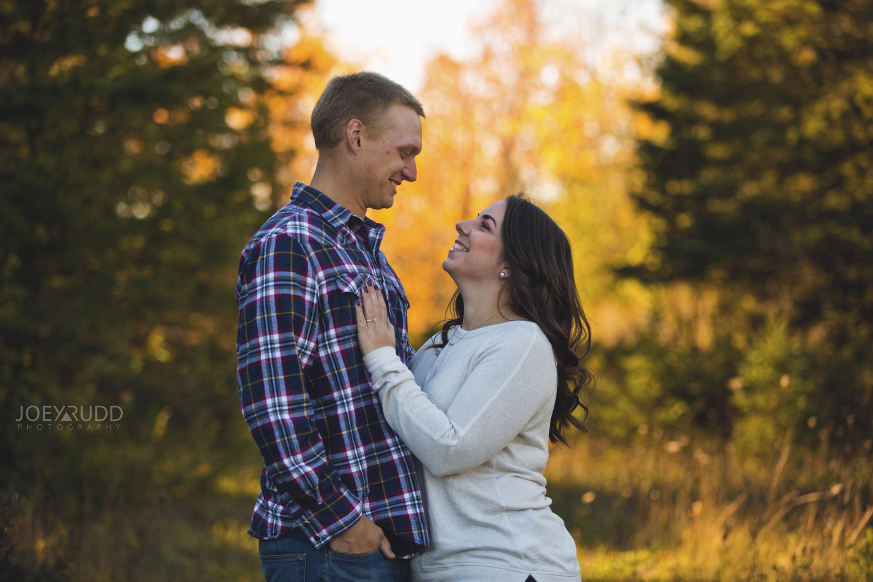 Carleton Place Engagement by Joey Rudd Photography Maple Trees