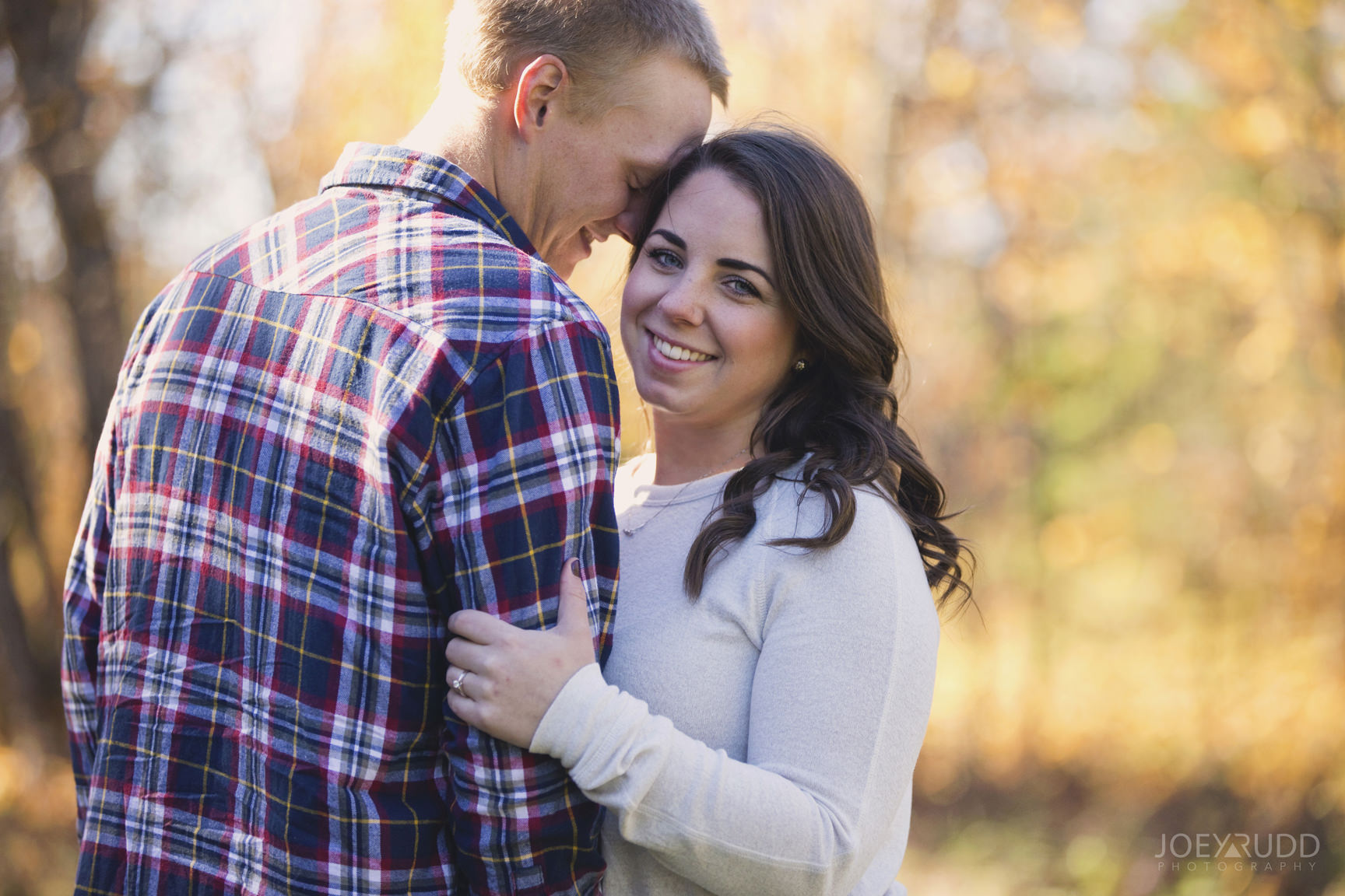 Carleton Place Engagement by Joey Rudd Photography Cute Pose