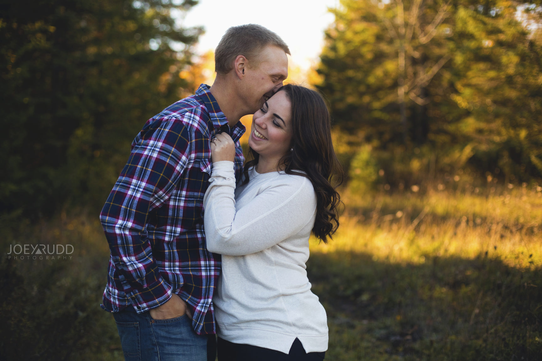 Carleton Place Engagement by Joey Rudd Photography Outdoors