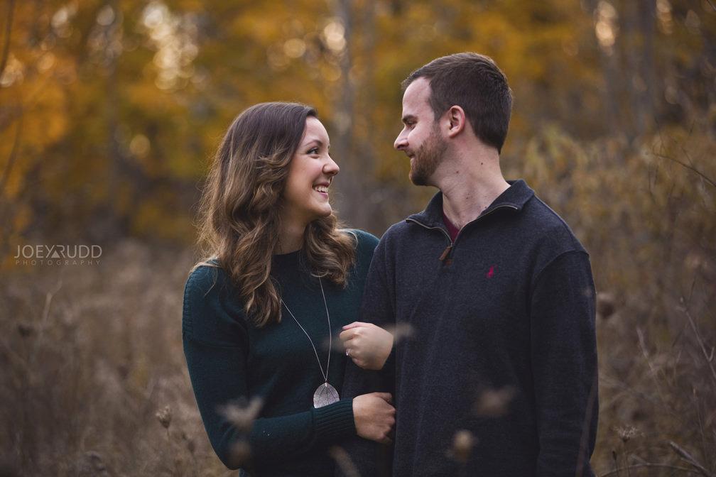 Brockville Engagement Photos by Ottawa Wedding Photographer Joey Rudd Photography Engaged