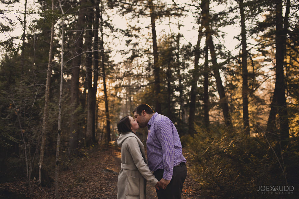 Almonte Engagement Session by Ottawa Wedding Photographer Joey Rudd Photography Nature