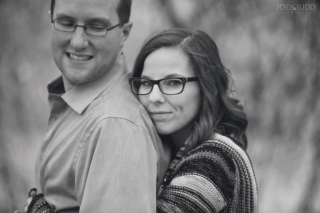 Ottawa Engagement Photography by Photographer Joey Rudd Photography Close Up