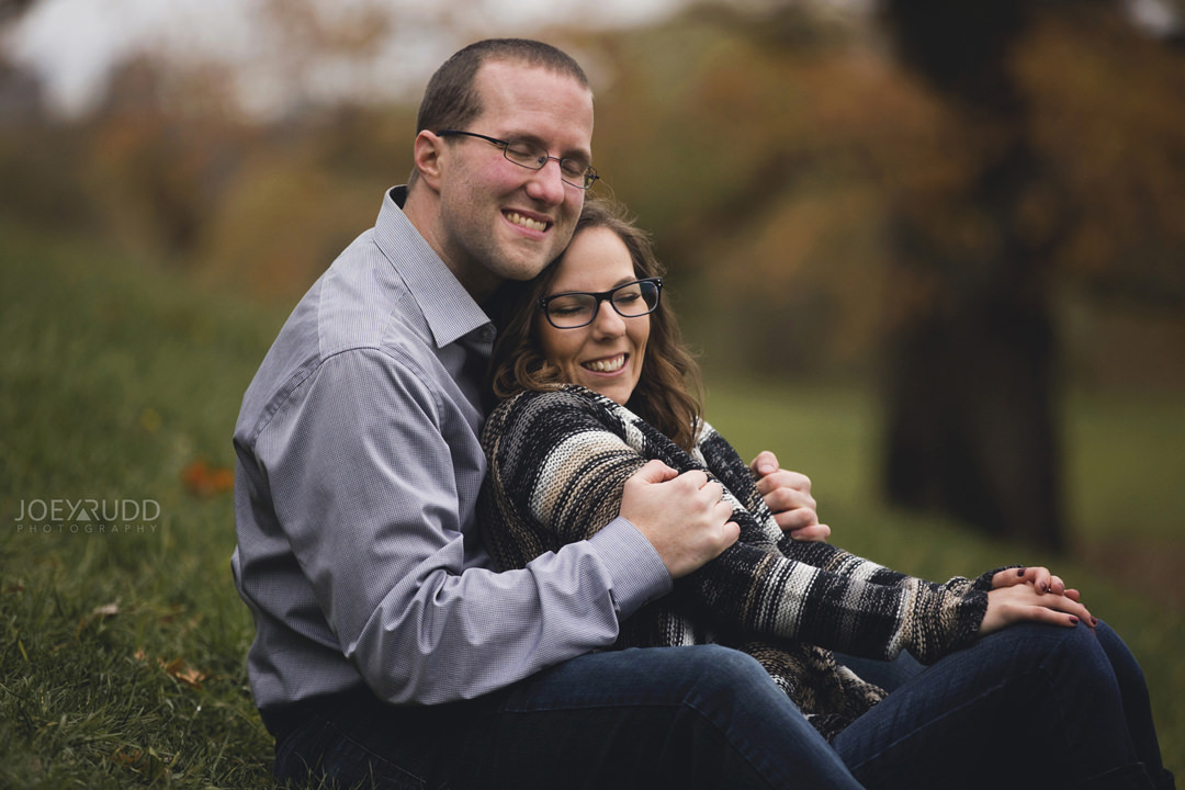 Ottawa Engagement Photography by Photographer Joey Rudd Photography Candid