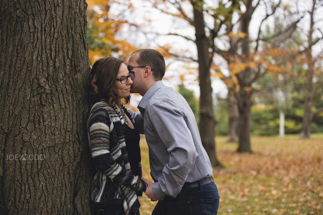 Ottawa Engagement Photography by Photographer Joey Rudd Photography Cute and Fun