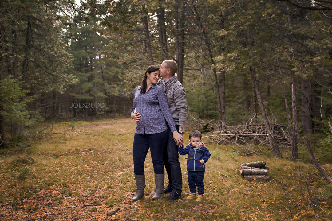 Family and Maternity Session by Ottawa Photographer Joey Rudd Photography Non Traditional