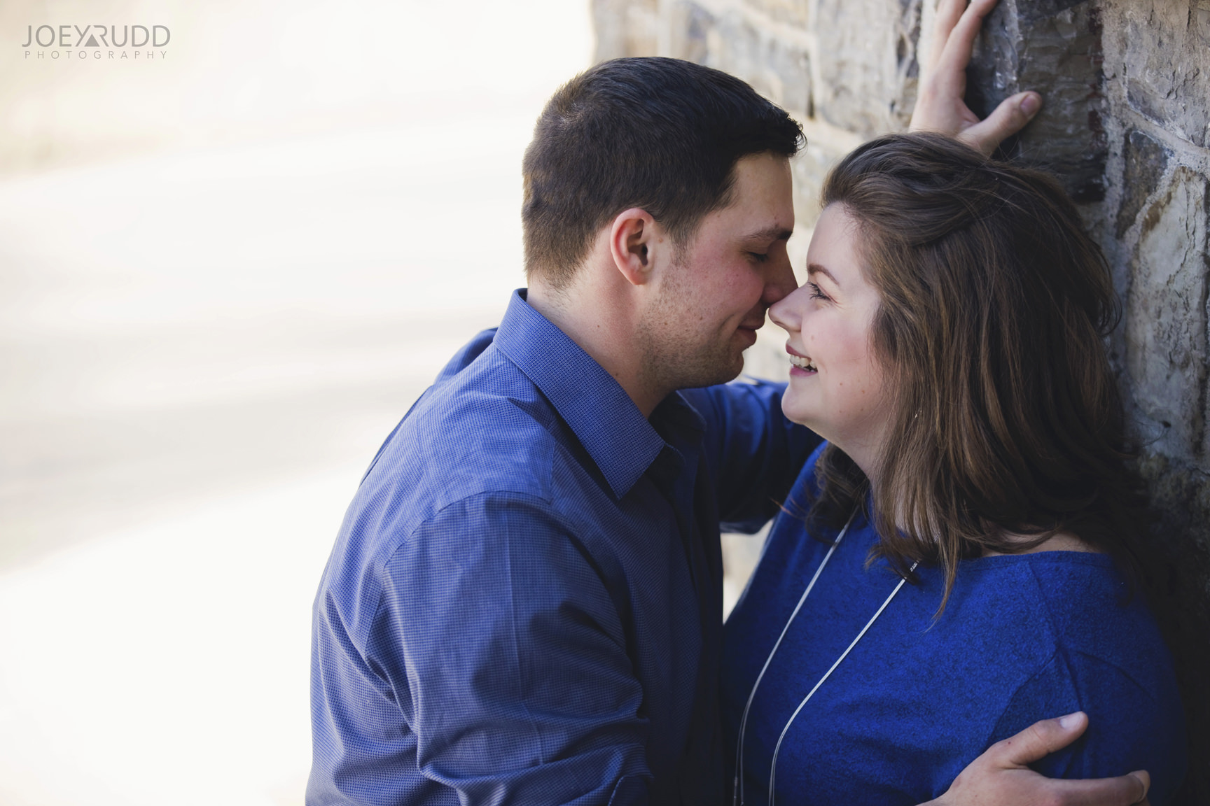 Almonte engagement photography by ottawa wedding photographer joey rudd photography casual