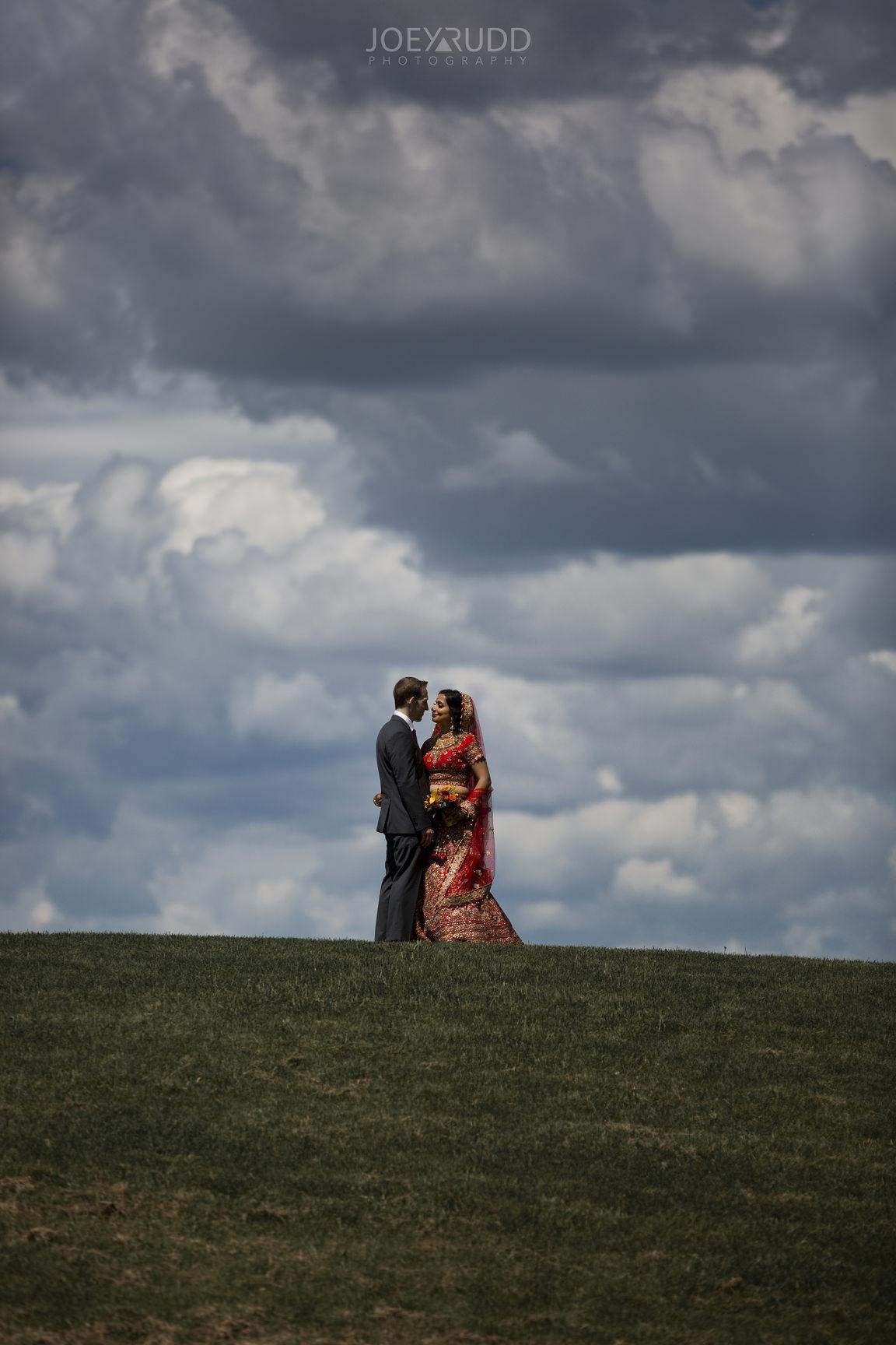 Ottawa Indian Wedding by Ottawa Wedding Photographer Joey Rudd Photography Andrew Haydon Park Sky Clouds