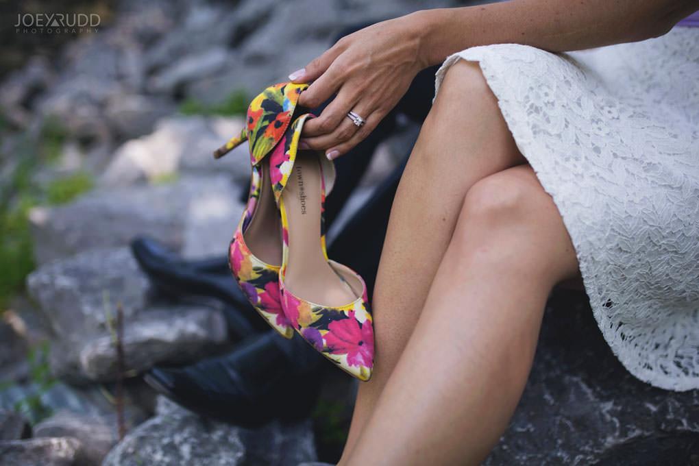 Ottawa Elopement in Stittsville and Richmond by Ottawa Wedding Photographer Joey Rudd Photography Town Shoes