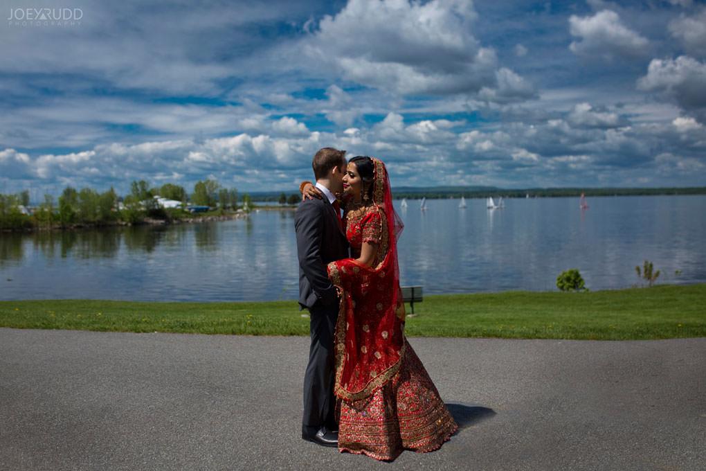 Ottawa Wedding at Andrew Hayden Park Next and Brookstreet Hotel by Ottawa Wedidng Photographer Joey Rudd Photography River