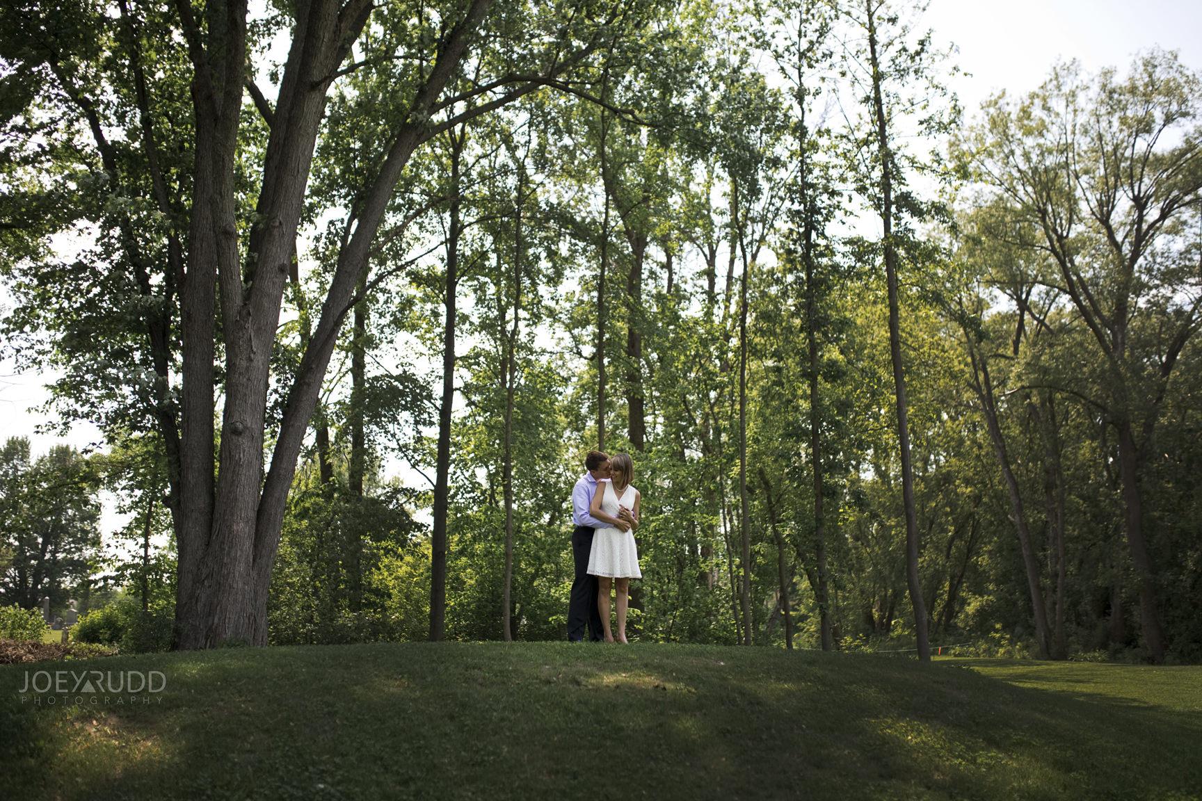 Elopement Wedding Ottawa Photographer Elope Photography Joey Rudd Photographer Trees
