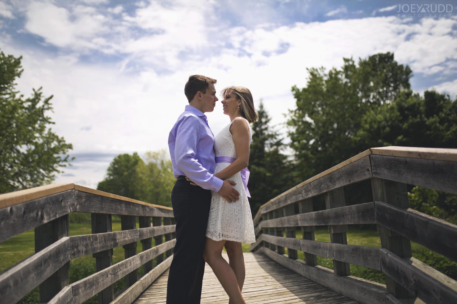 Elopement Wedding Ottawa Photographer Elope Photography Joey Rudd Photographer Bridge