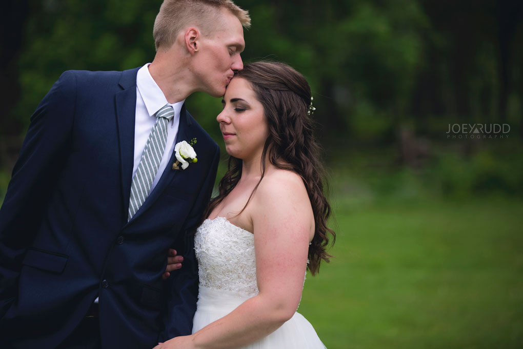 Wedding Perth Stewart Park Code's Mill Ottawa Wedidng Photographer Joey Rudd Photography Couple Tender