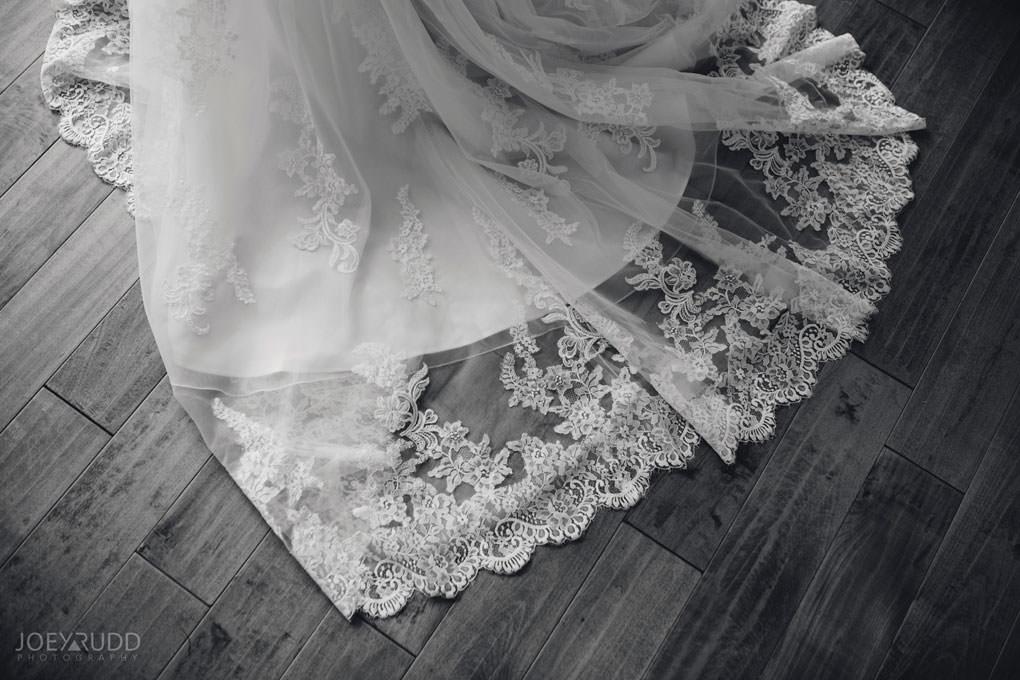 Val-des-Monts Wedding by Ottawa Wedding Photographer Joey Rudd Photography Dress Details
