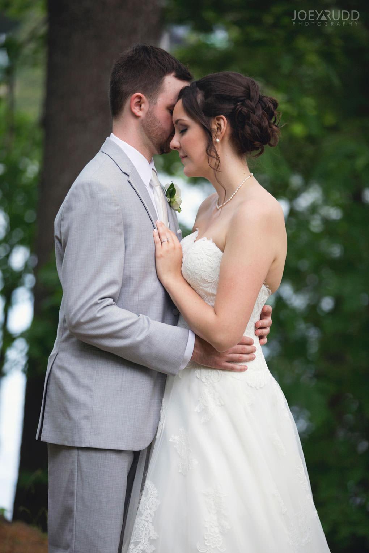 Val-des-Monts Wedding by Ottawa Wedding Photographer Joey Rudd Photography Cottage Wedding Bride & Groom