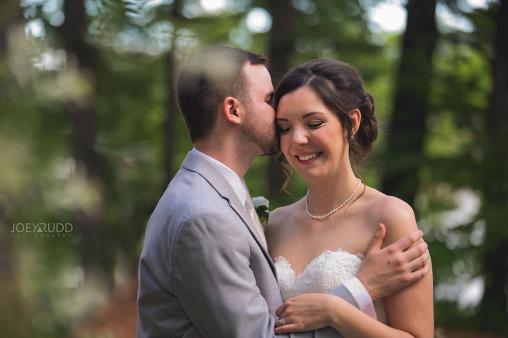 Val-des-Monts Wedding by Ottawa Wedding Photographer Joey Rudd Photography Cottage Wedding Bride Groom