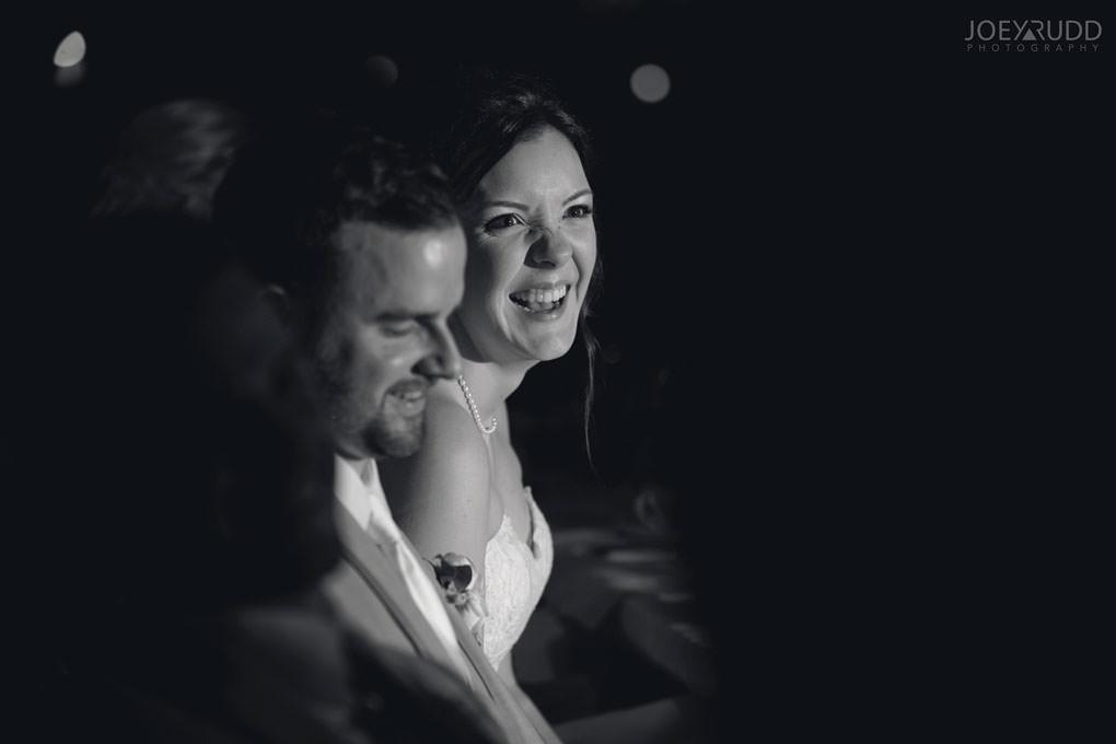 Val-des-Monts Wedding by Ottawa Wedding Photographer Joey Rudd Photography Cottage Wedding Club de Golf le sorcier Bride Candid