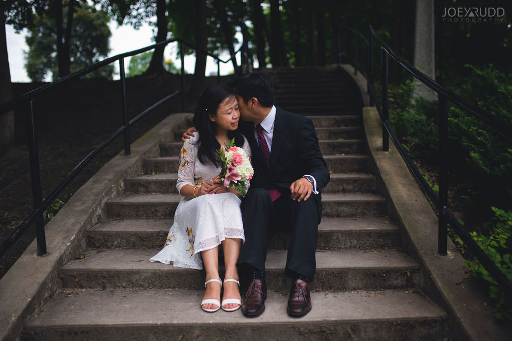 Macdonald gardens park ottawa elopement wedding photography ottawa wedding photographer joey rudd photography pricing stairs