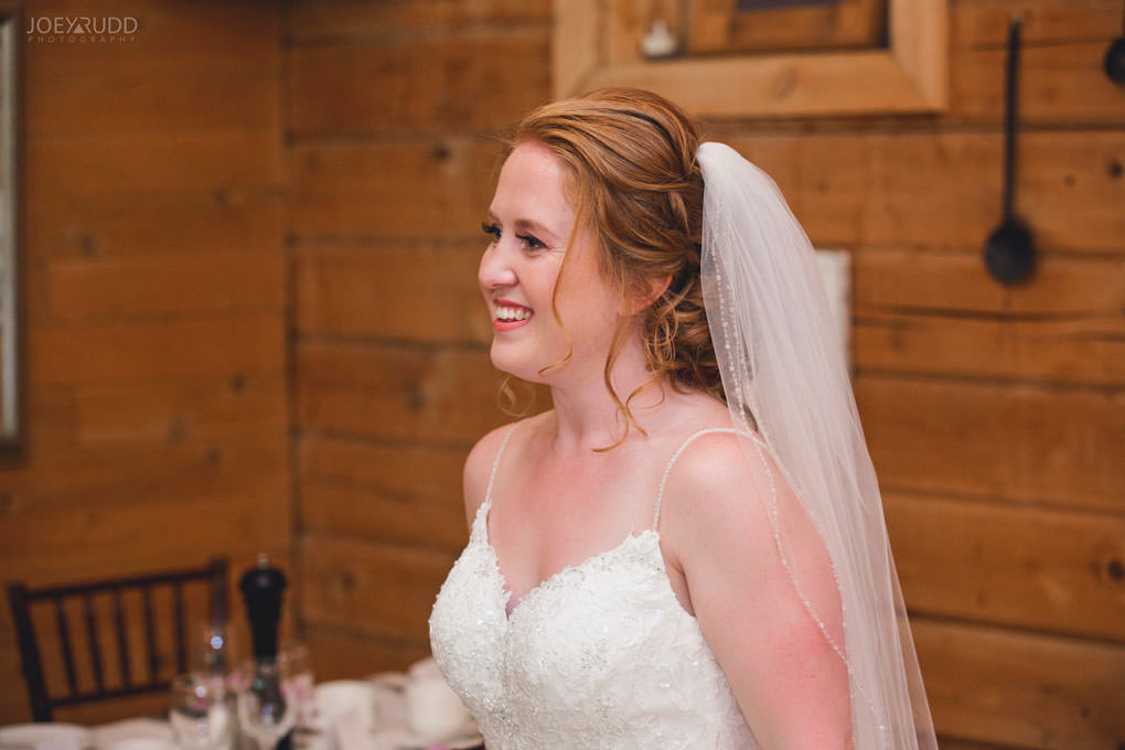 Bean Town Ranch Wedding by Ottawa Wedding Photographer Joey Rudd Photography First Look Bride Wedding Dress