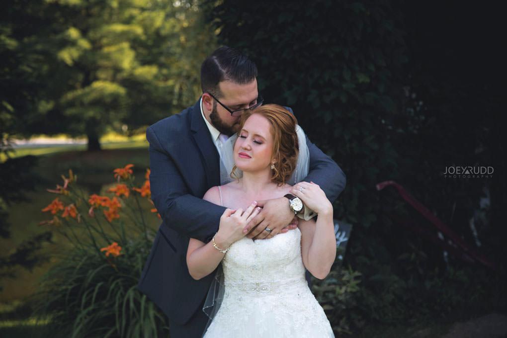 Bean Town Ranch Wedding by Ottawa Wedding Photographer Joey Rudd Photography Posing Pose Bride and Groom