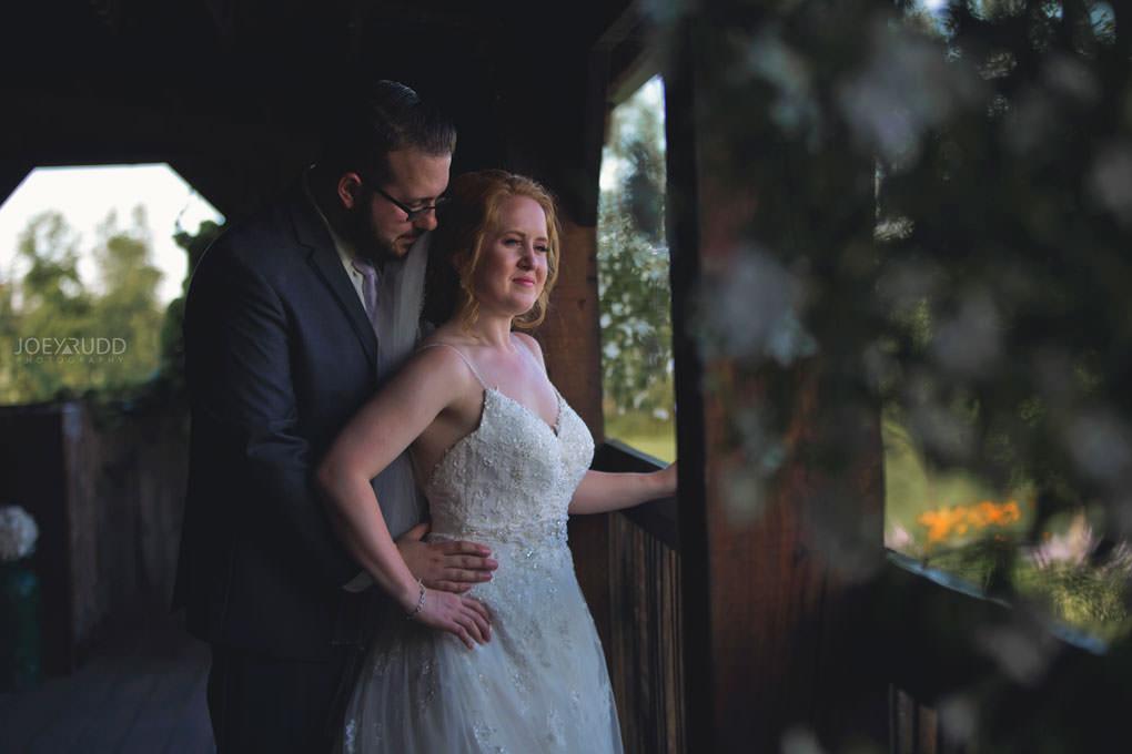 Bean Town Ranch Wedding by Ottawa Wedding Photographer Joey Rudd Photography Barn Rustic Loft Balcony