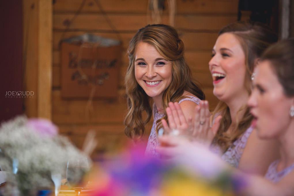 Bean Town Ranch Wedding by Ottawa Wedding Photographer Joey Rudd Photography Barn Rustic Reception Venue Candid Happy