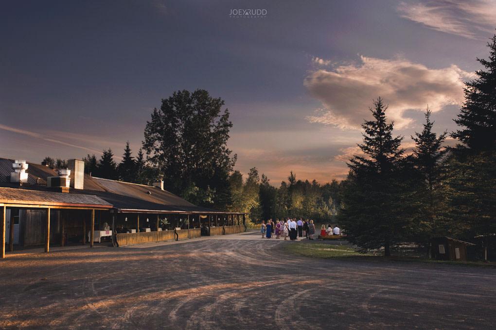 Bean Town Ranch Wedding by Ottawa Wedding Photographer Joey Rudd Photography Barn Rustic Reception Venue Wedding