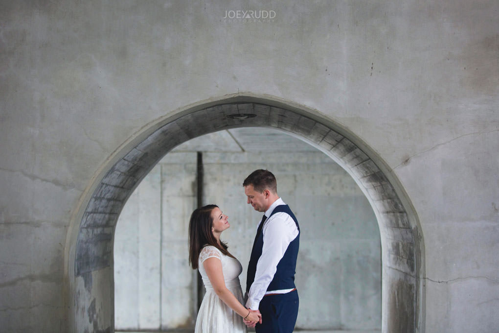 Ottawa Elopement Wedding by Ottawa Wedding Photographer Joey Rudd Photography Art Gallery Major's Hill Park Parliament Chateau Laurier Exceptional Ceremonies Arch Confederation Tunnel
