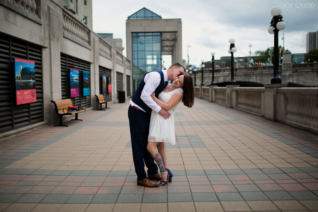 Ottawa Elopement Wedding by Ottawa Wedding Photographer Joey Rudd Photography Art Gallery Major's Hill Park Parliament Chateau Laurier Exceptional Ceremonies Urban